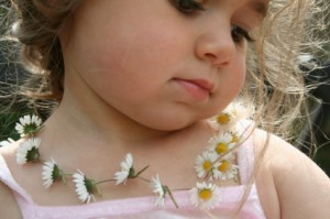 Make daisy chains with the kids