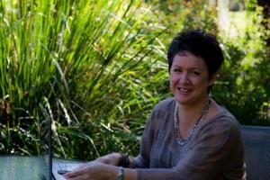 Helen Spry - domestic garden designer
