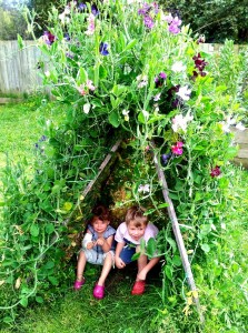 Sweet Pea Tee Pee - fun for kids