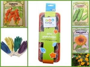 Win a spring gardening pack