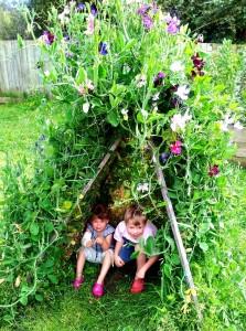Sweet Pea Tee Pee - fun for kids