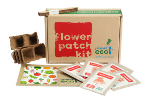 Charmant Flower Patch Garden Kit For Kids