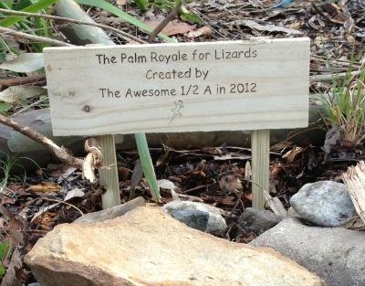 How to Build a Lizard Lounge in Your Garden – Gardening 4 Kids